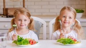 COVID-19 - Alimentação Saudável para as Crianças